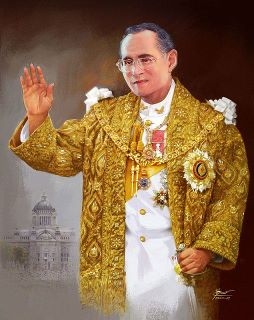 His Majesty King Bhumibol Adulydej 1927 - 2016